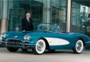 Akerson's '58 Vette Going on Block for Habitat for Humanity